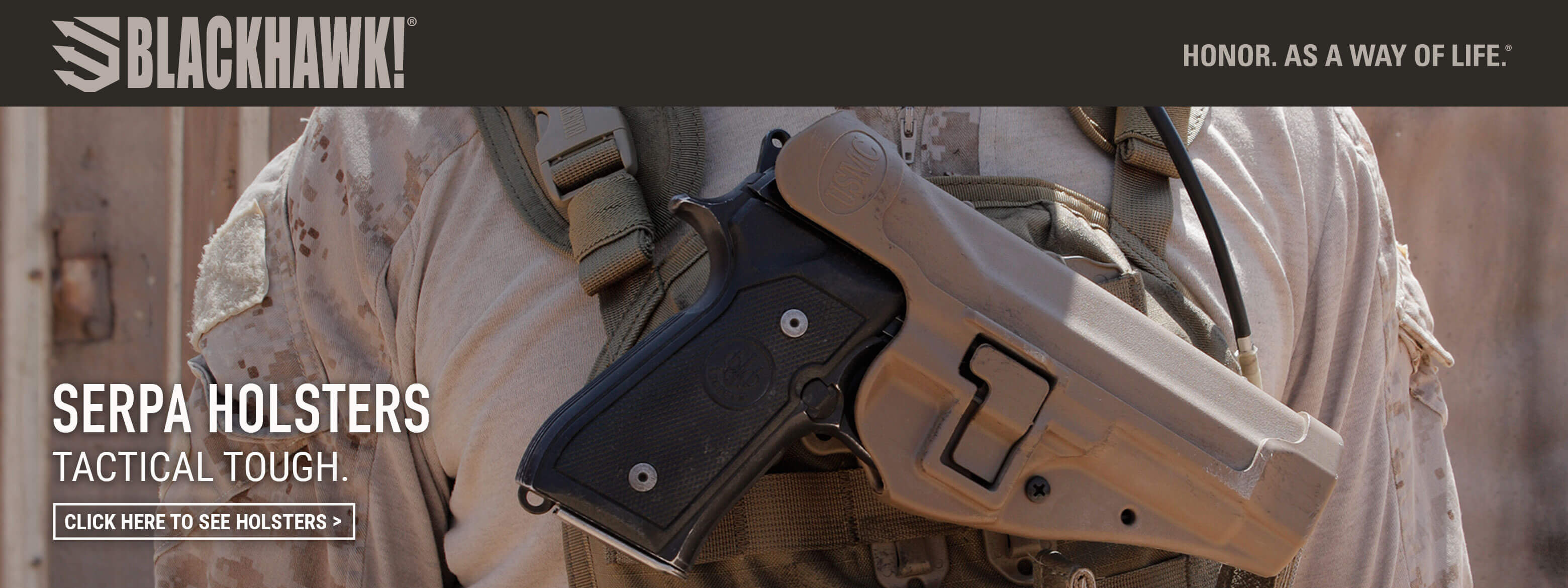 Serpa Holsters