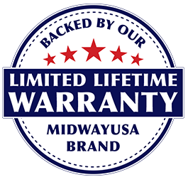 MidwayUSA Limited Lifetime Warranty