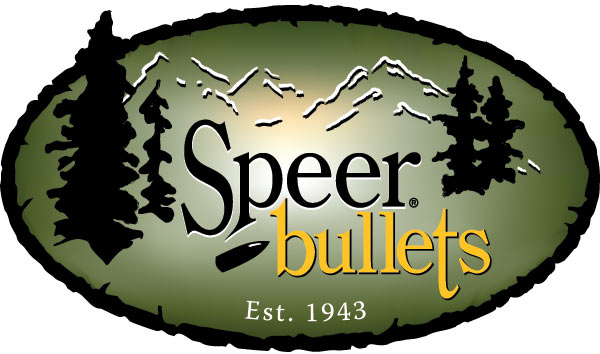Brand logo for Speer Bullets