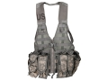 Product detail of Surplus M.O.L.L.E. II Fighting Load Carrier (FLC) Vest Set Cordura with Nylon Webbing ACU Camo