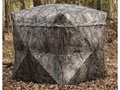 "Product detail of Big Game VS360 Ground Blind 77"" x 77"" x 70"" Polyester Epic Camo"
