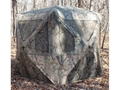 "Product detail of Big Game Ravage Ground Blind 72"" x 72"" x 64"" Polyester Epic Camo"