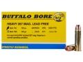 Buffalo Bore Ammunition 357 Magnum 125 Grain Barnes TAC-XP Hollow Point Lead-Free Box of 20