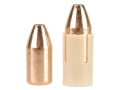 Barnes Expander Muzzleloading Bullets 45 Caliber Sabot with 40 Caliber 195 Grain Hollow Point Flat Base Lead-Free Box of 24