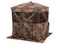 "Ameristep Buck Commander Deerstroyer Ground Blind 75"" x 75"" x 67"" Polyester Realtree Xtra Camo"