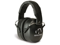 Walker's EXT Folding Range Earmuffs (NRR 34 dB) Black