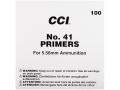 CCI Small Rifle Military Primers #41