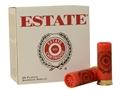 """Estate Ammunition 12 Gauge 2-3/4"""" 1 oz #8 Shot"""