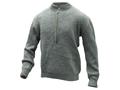Military Surplus Swiss Sweater 1/4 Zip Grade 2 Wool