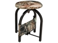Ameristep Compass Swivel Stool Steel Frame and Nylon Seat Realtree APG Camo