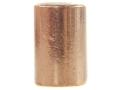 Rainier LeadSafe Bullets 38 Caliber (357 Diameter) 148 Grain Plated Double-Ended Wadcutter