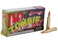 Hornady Zombie Max Ammunition 223 Remington 55 Grain Z-Max