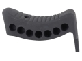 John Masen Recoil Pad Ruger 10/22, 44 Carbine, Mini-14, and Mini-30 Rifle Extended Rubber Black