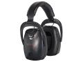 SportEAR Electronic Earmuffs Head Muffz XT2 (NRR 25dB) Black