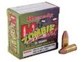 Hornady Zombie Max Ammunition 9mm Luger 115 Grain Z-Max Flex Tip eXpanding