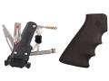 Hogue OverMolded Pistol Grip AR-15 with Samson Field Survivor Kit