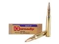 Hornady Match Ammunition 30-06 Springfield 168 Grain Hornady A-Max Boat Tail