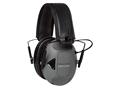 Peltor RangeGuard Electronic Earmuffs (NRR 21dB) Black and Gray