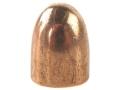 Hornady Bullets 9mm (355 Diameter) 100 Grain Full Metal Jacket