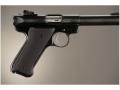 Hogue Extreme Series Grip Ruger Mark II, Mark III Checkered Aluminum Matte