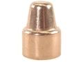 Rainier LeadSafe Bullets 45 Caliber (451 Diameter) 200 Grain Plated Semi-Wadcutter