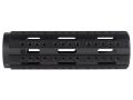 Advanced Technology Free Float Modular Rail Handguard 8-Sided AR-15 Aluminum Black