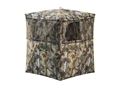Barronett Wind Storm Ground Blind Bloodtrail Woodland Camo