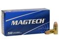 Magtech Sport Ammunition 9mm Luger 95 Grain Jacketed Soft Point