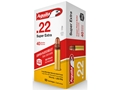 Aguila High Velocity Ammunition 22 Long Rifle 40 Grain Plated Lead Round Nose
