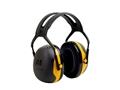 Peltor X2 Ear Defenders Earmuffs (NRR24 dB) Yellow