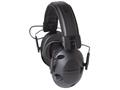 Peltor Tactical 100 Electronic Earmuffs (NRR 22dB) Black