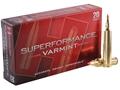 Hornady Varmint Express Ammunition 204 Ruger 32 Grain V-Max