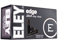 Eley Edge Ammunition 22 Long Rifle 40 Grain Lead Flat Nose