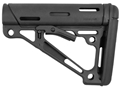 Hogue OverMolded Collapsible Stock AR-15, LR-308