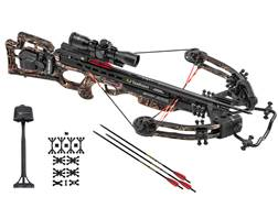 TenPoint Stealth FX4 Crossbow Package with Rangemaster Pro Scope Mossy Oak Country Camo