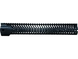 LANTAC SPADA-S Freefloat Handguard AR-15 Aluminum Black