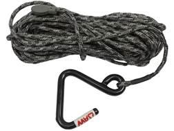Hawk Jaw Hook Treestand Utility Rope Nylon Black