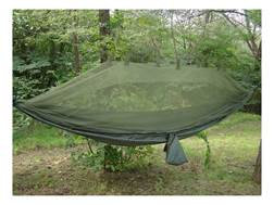 Snugpak Jungle Hammock with Mosquito Net Nylon