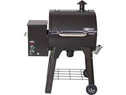 Camp Chef SmokePro DLX Pellet Grill Black