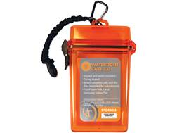 UST Watertight Gear Case 2.0 Polymer Orange
