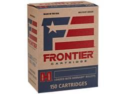 Frontier Cartridge Military Grade Ammunition 223 Remington 55 Grain Hornady Hollow Point Match