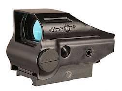 AimShot Compact Reflex Red Dot Sight 1x Green Reticle Matte