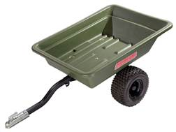Swisher Pull Behind ATV Poly Dump Cart