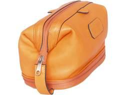 G.P.S. Deceit & Discreet Shaving Kit Pistol Case Leather Tan