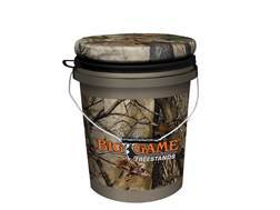 Big Game Spin Top Bucket Seat Epic Camo