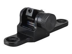 Marble's Improved Tang Peep Sight Base Browning 1886, Winchester 1876, 1886 Blue