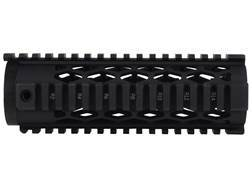 Yankee Hill Machine Diamond Free Float Tube Quad Rail Handguard AR-15 Carbine Length Aluminum Matte