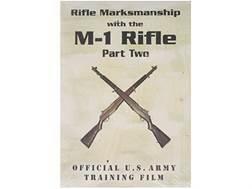 "Gun Video ""Rifle Marksmanship with the M-1 Rifle: Part 2"" DVD"