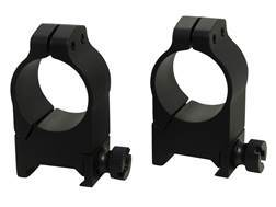 "Vortex Optics 1"" Viper Picatinny-Style Rings Matte High"