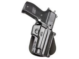 Fobus Paddle Holster Right Hand Sig Sauer P230, P232 Polymer Black